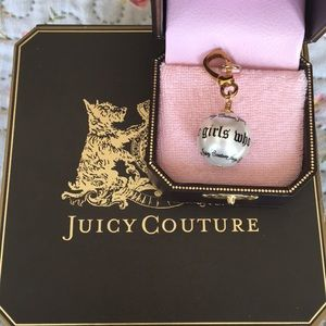 Juicy Couture Pearl Charm